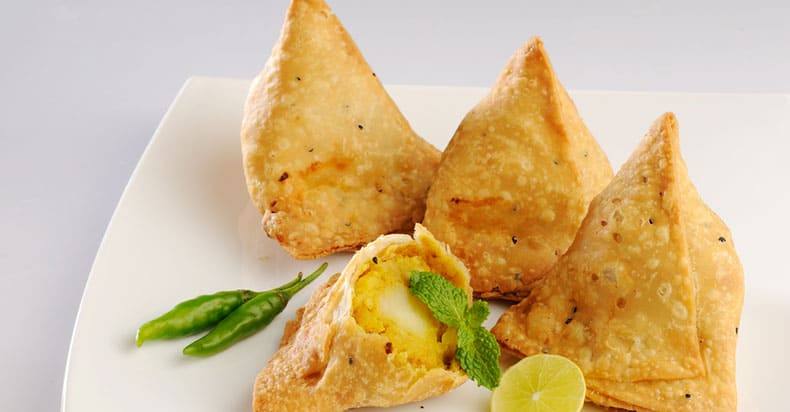 Are Samosas Vegan?