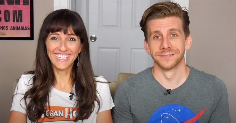 Ana & Brian - Those Annoying Vegans