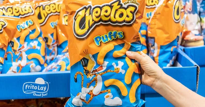 Are Cheetos Vegan - Flaming Hot And Original Cheese
